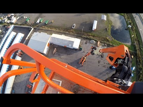 Worlds Tallest Boom Lift 185 Feet JLG 1850SJ