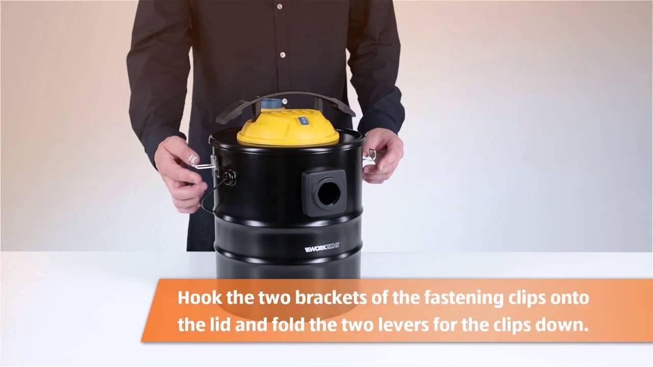 ash vacuum cleaner youtube