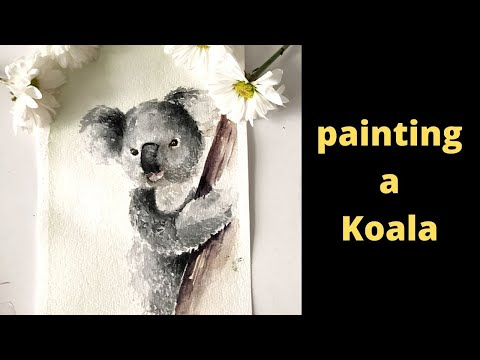 10 free cute Koala coloring pages coloring page - Print. Color. Fun! | 360x480