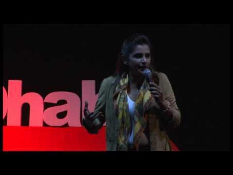 Bahareh Amidi at TEDxAbuDhabi
