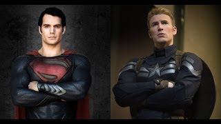 Who Wins Box Office Weekend If CAPTAIN AMERICA 3 Opens Against BATMAN VS SUPERMAN? - AMC Movie News