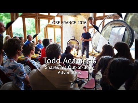 OBE France 2016 Thursday Night Talk by Todd Acamesis