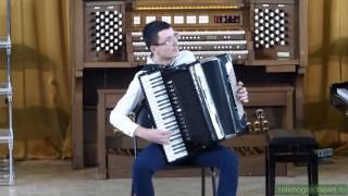 Алекс Вакараш (аккордеон) - Ой при лужку, при лужке (свадебная казачья песня в обр. Н Малыгина)