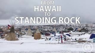 From Hawaii To Standing Rock #DAPL