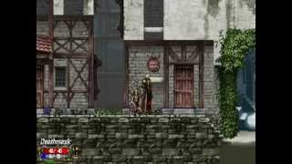 New Castlevania 2015 (French fan game project)