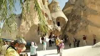Turquie - Petit tour en Cappadoce