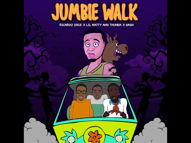 Jumbie Walk - Ricardo Drue Ft Lil Natty x Thunda x Dash  (walking dead remix)