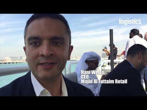 Carrefour launches the world's first sail-thru supermarket in Dubai