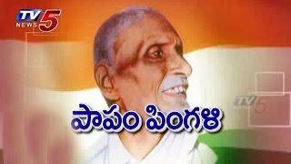 "Naitve Villagers Deplore Neglect of "" Pingali Venkayya""  : TV5 News"