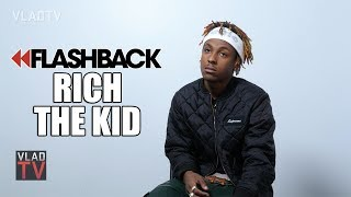 Flashback: Rich the Kid Talks Being Called a Mumble Rapper