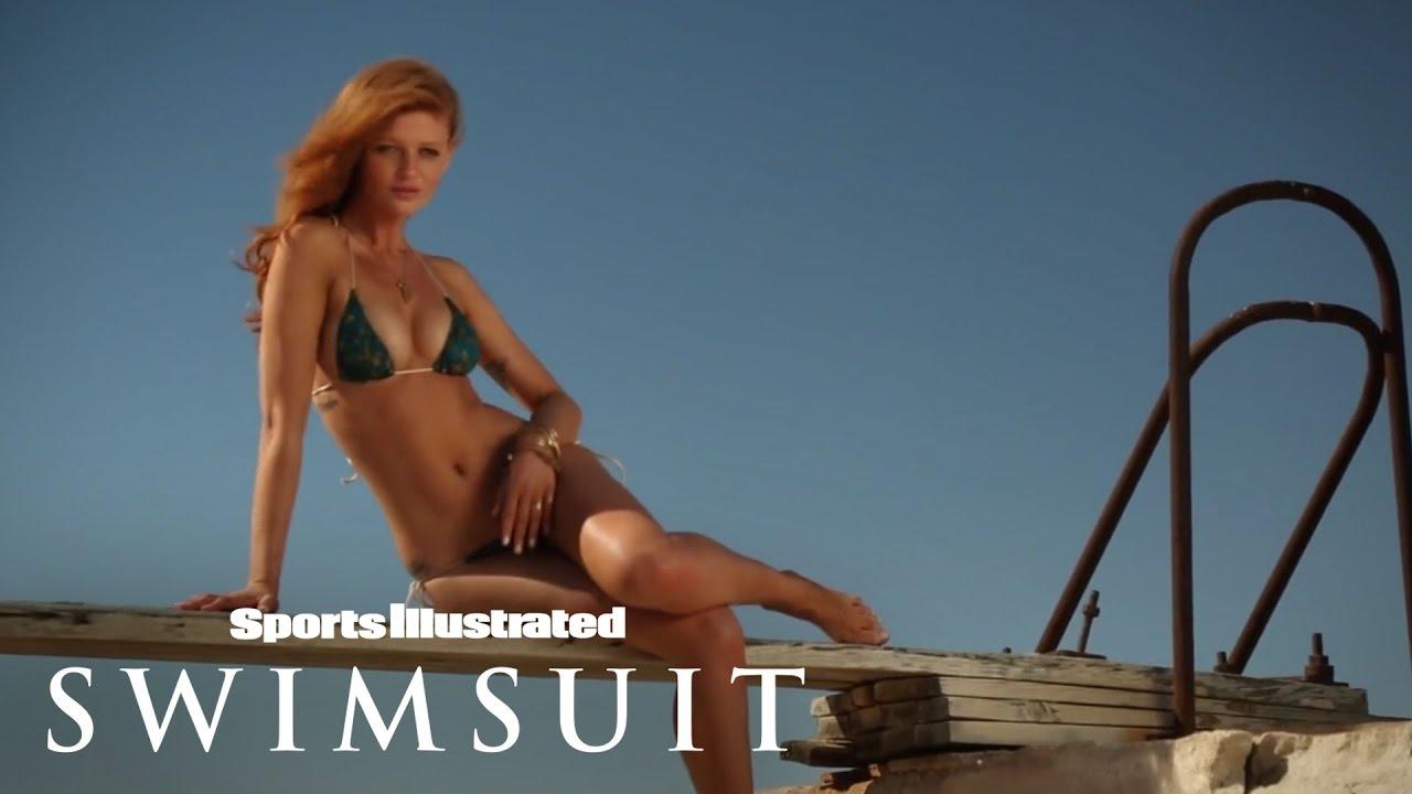 Cintia Dicker 2014 Sports Illustrated