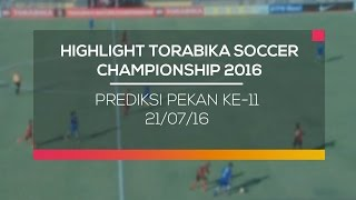 Highlight Persipura Jayapura vs Persib Bandung - Torabika Soccer Championship 2016