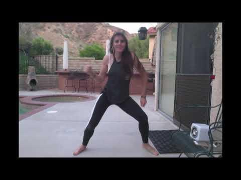 "Freestyle Dance ""Speechless"" Dan & Shay"