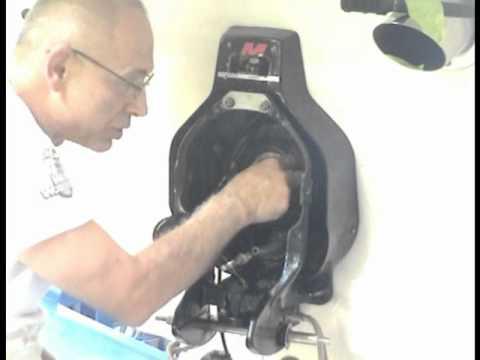 Mercruiser Gimbal Ring Removal