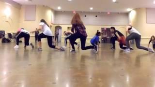 CALM DOWN - G Eazy   Richmond Urban Dance