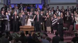 """Let Me Tell You Who Jesus Is"" 