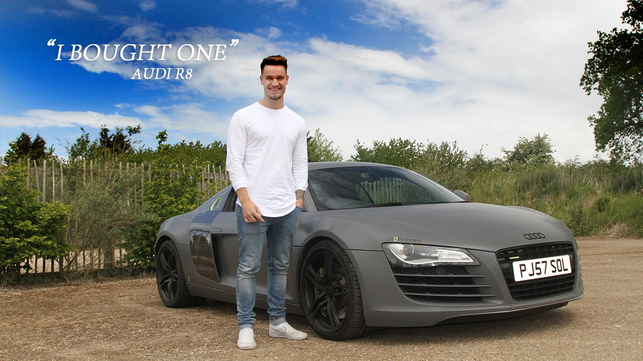 Audi I Bought One Supercars Of London Paul Wallace