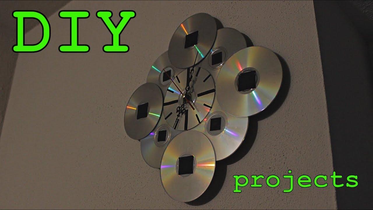 Поделки из дисков - 110 фото примеров дизайна