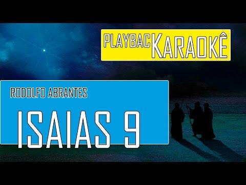 isaias-9---rodolfo-abrantes---karaokê---playback