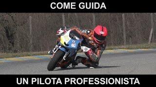 Come guida un pilota professionista - Edoardo Mazzuoli