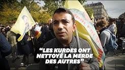 L'amertume de ces Kurdes face à la passivité de la France