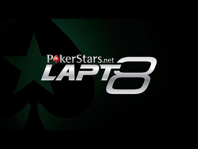 LAPT 8 Chile 2015 Torneio de Poker ao Vivo – Evento Principal, Mesa Final – PokerStars