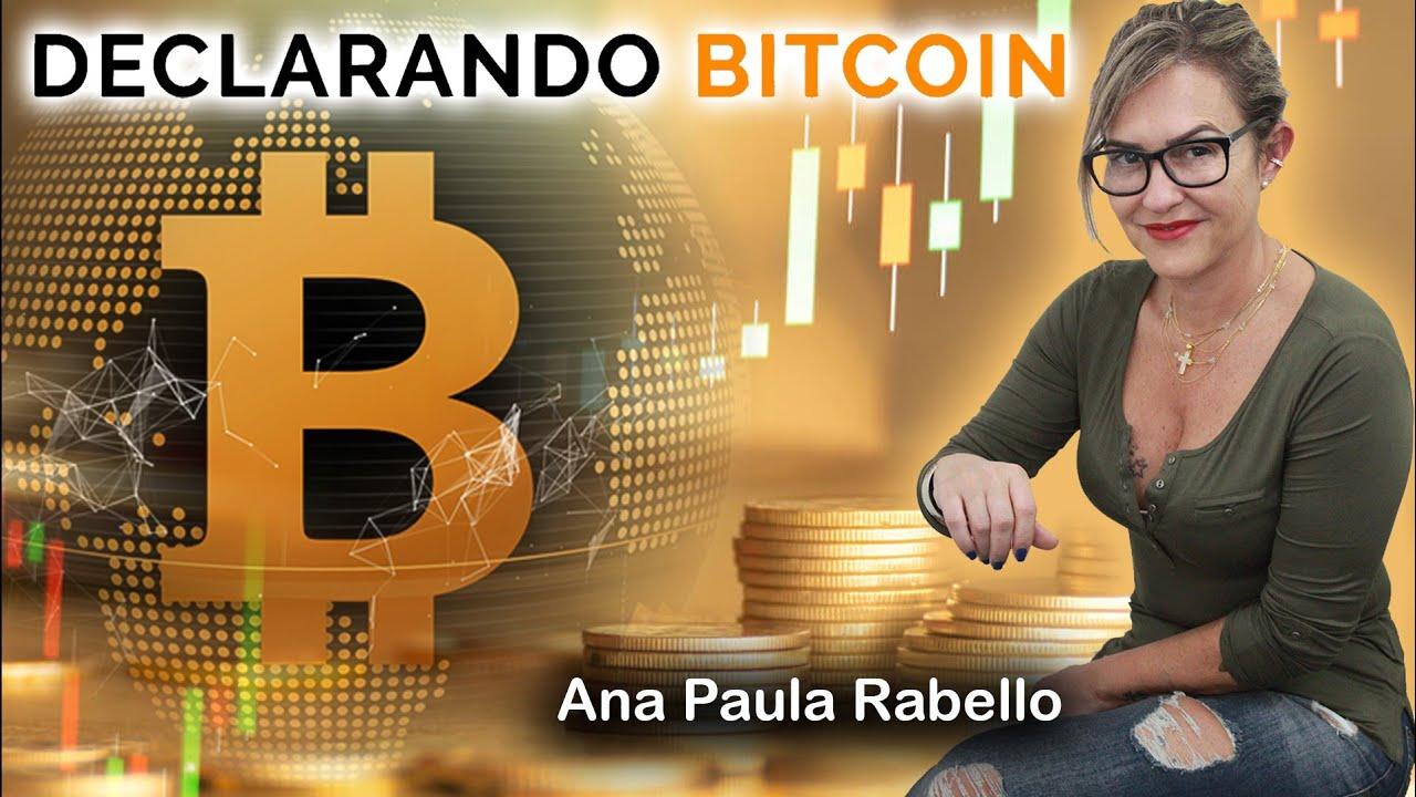 Como declarar seus bitcoins2020? Pronto, falei...