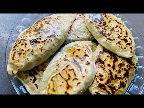Ароматный Армянский Хлеб с Зеленью