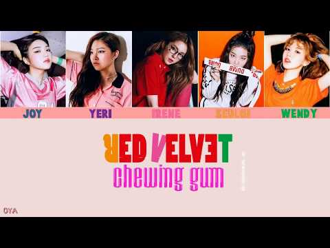 How Would Red Velvet sing NCT Dream Chewing Gum (Female Version)