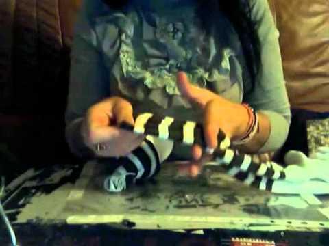 Mu eco de nieve con youtube for Munecos con calcetines