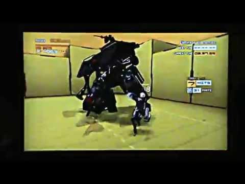 Success (Metal Gear Rising VR Mission 18)