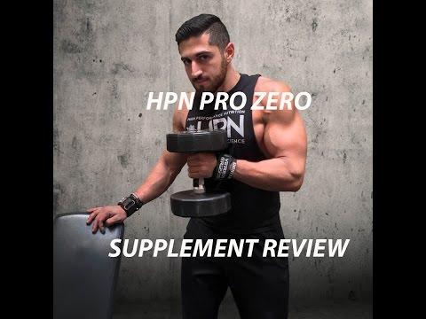 HPN Pro Zero Vegan Protein Review | Feat. Sean Torbati