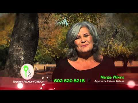 Margie Wilkins con Equity Realty Goup - TV Spot