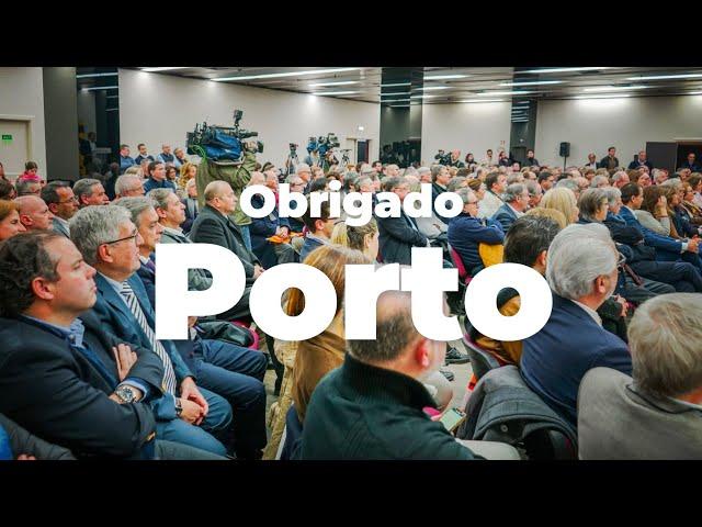 Candidatura Rui Rio - Sessão de Encerramento da Campanha (Porto)