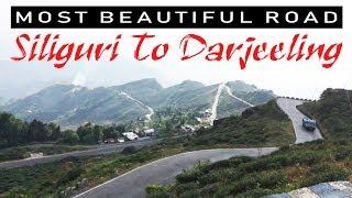 Siliguri To Darjeeling By Road | NJP To Darjeeling By Car | Rohini Road | Darjeeling Tour