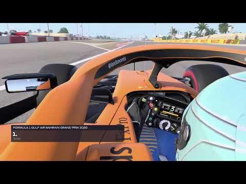 F1 2020 Training und Setup bau - YouTube