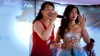 cô dâu hát bài con gái của mẹ lam sau động lòng người