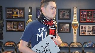 WWEShop Unboxing 2/18/17 #WWEShopChamp | Brandon Hodge Unboxing #64