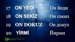 Турецкий язык: Числа | Урок #3
