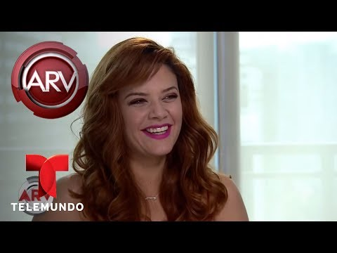 Angélica Celaya habló de su gran amor y de su embarazo  Al Rojo Vivo  Telemundo