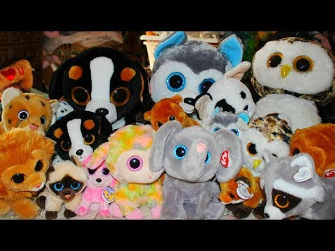 1d011505944 Beanie Boo Collection 2018 - YouTube