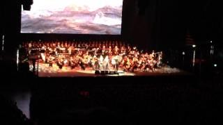 Andrea Bocelli (Auckland) September 2014 - Canto Della Terra