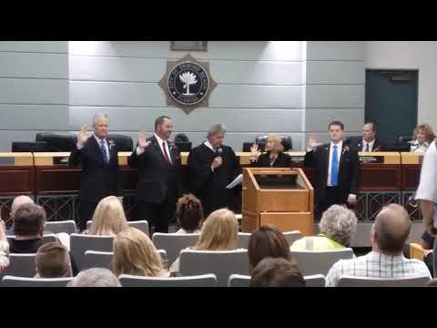 Ormond Beach City Commission sworn in