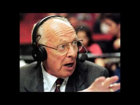 1977 NBA Playoffs Portland vs Denver Game 6 Radio Broadcast Bill Schonely Part 1