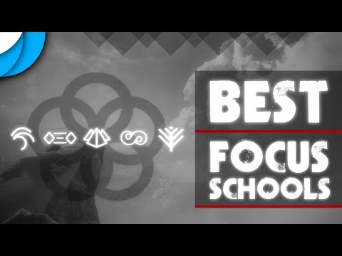 Best Tenno Focus Schools | Warframe 2018