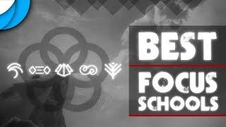 Best Tenno Focus Schools | Warframe 2018