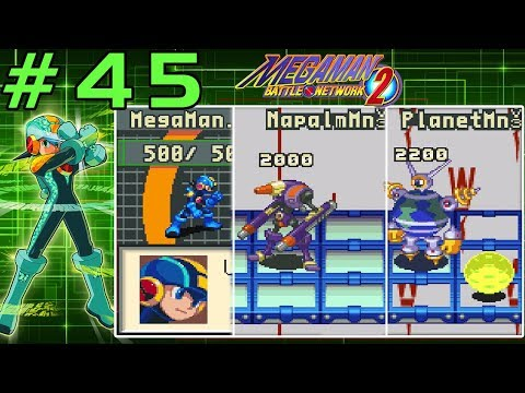 Mega Man Battle Network 2 - Part 45: MegaMan S-Ranks Everybody R6: Hub Style Get!