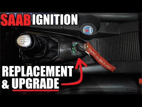 Detailed SAAB (ISM) Ignition Switch Module Replacement & Upgrade