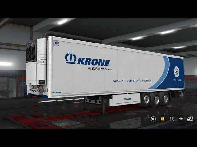 Nuevos Trailers KRONE | Compra y Personalización de cada uno | ETS2