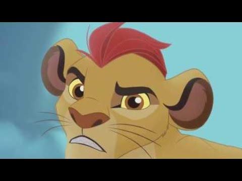 La Garde du Roi Lion - Compilation rugissements - 2 HD